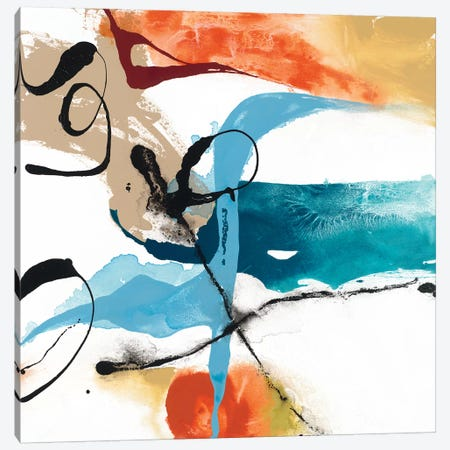 Fabricate III Canvas Print #SIS43} by Sisa Jasper Canvas Artwork