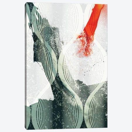 Minimal Wave II Canvas Print #SIS51} by Sisa Jasper Art Print