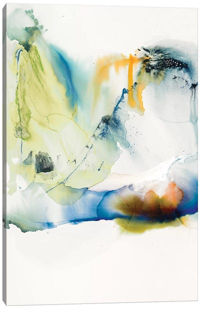 Abstract Terrain I Canvas Art Print