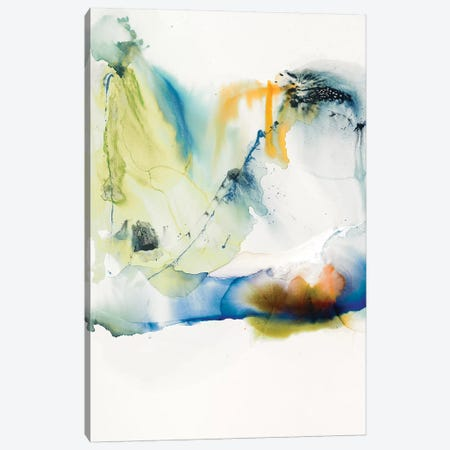 Abstract Terrain I Canvas Print #SIS56} by Sisa Jasper Canvas Wall Art