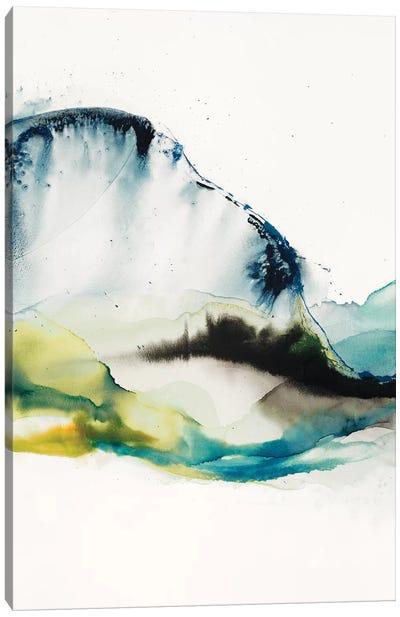 Abstract Terrain III Canvas Art Print