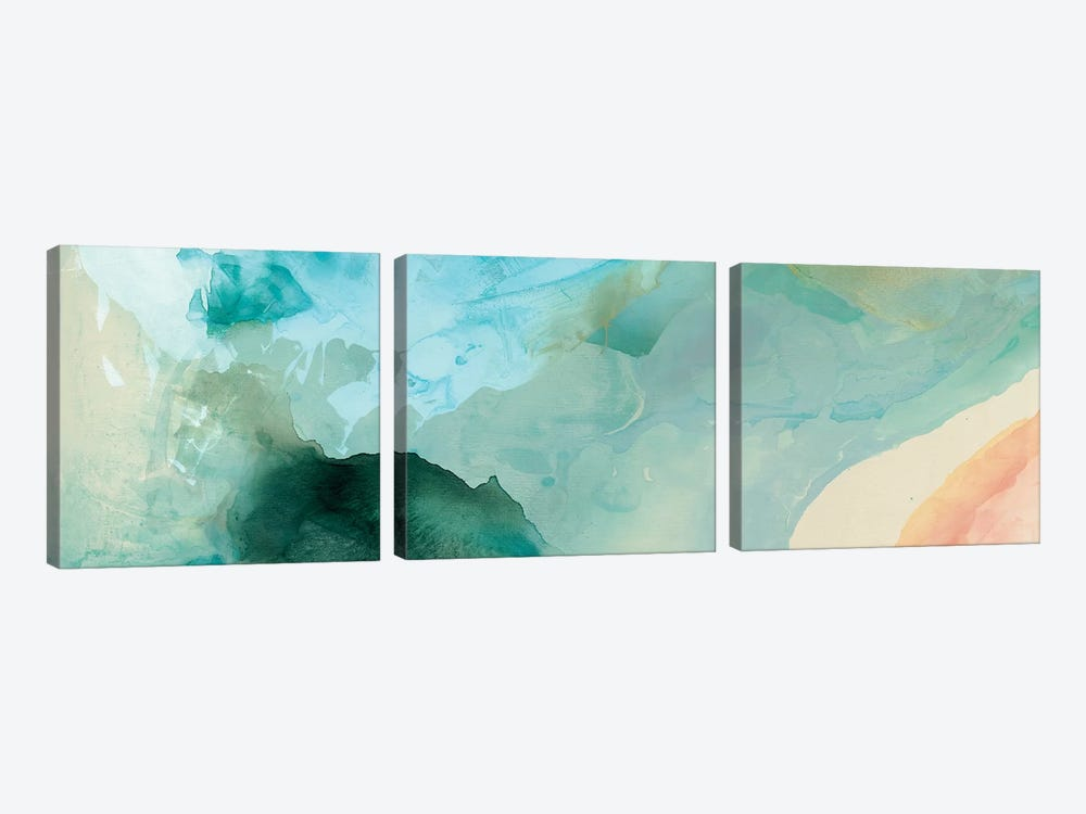 Aversion III by Sisa Jasper 3-piece Canvas Print
