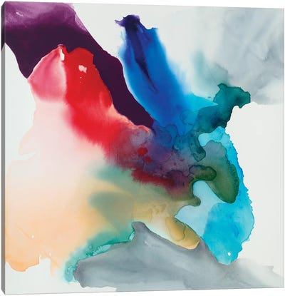 Change II Canvas Art Print