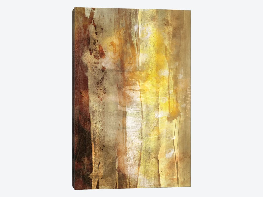 Golden Glow I by Sisa Jasper 1-piece Canvas Art