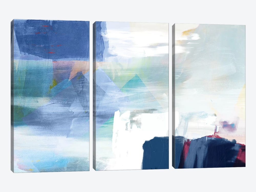Invisible  I by Sisa Jasper 3-piece Canvas Print