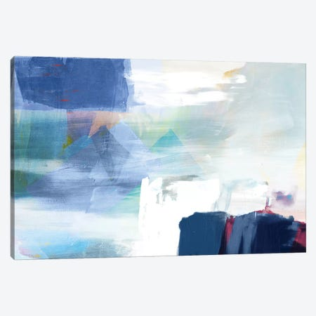 Invisible  I 3-Piece Canvas #SIS81} by Sisa Jasper Canvas Wall Art