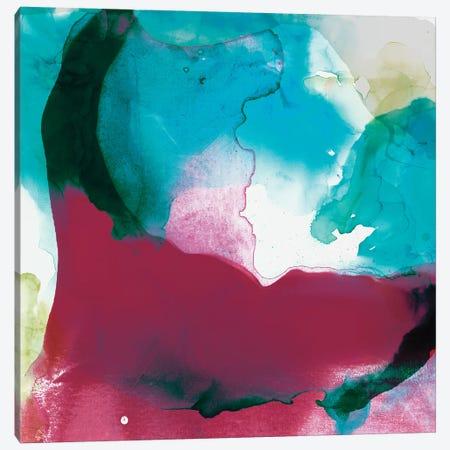 LA Abstract I 3-Piece Canvas #SIS84} by Sisa Jasper Art Print