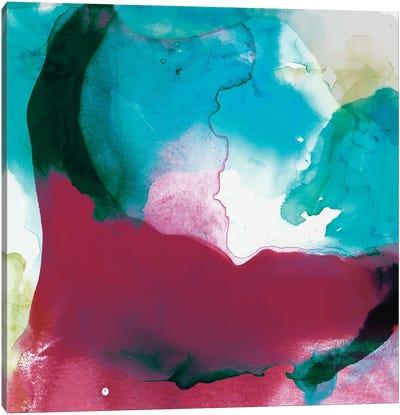 LA Abstract I Canvas Art Print