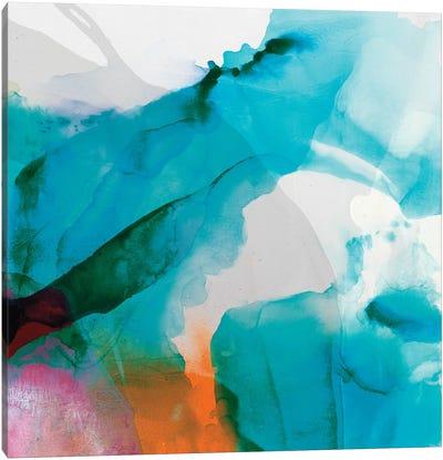 LA Abstract II Canvas Art Print