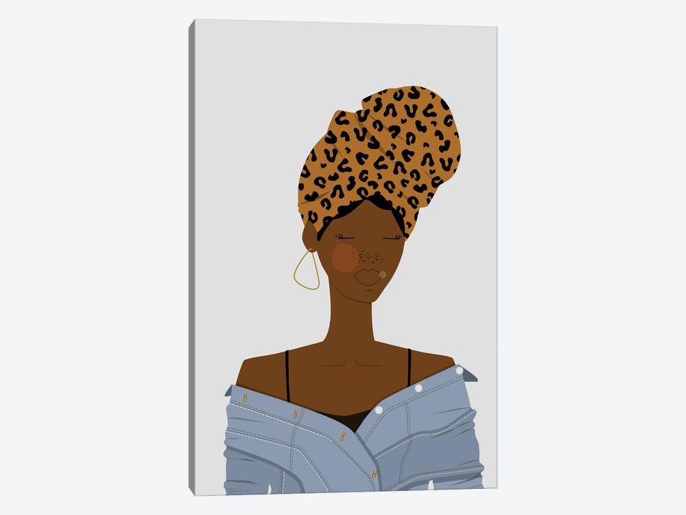 Ayja by sheisthisdesigns 1-piece Canvas Print