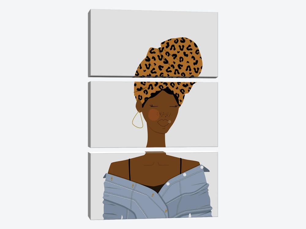 Ayja by sheisthisdesigns 3-piece Art Print