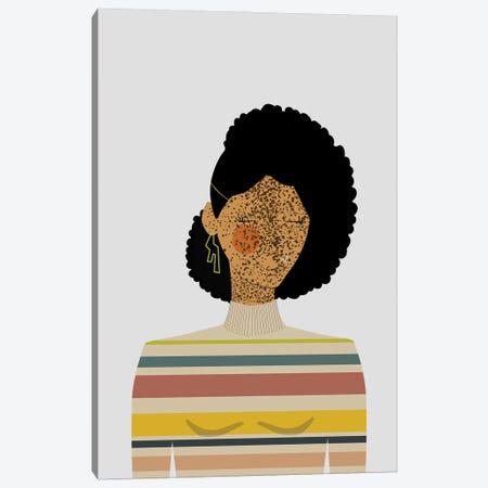 Gena Canvas Print #SIT15} by sheisthisdesigns Canvas Art Print
