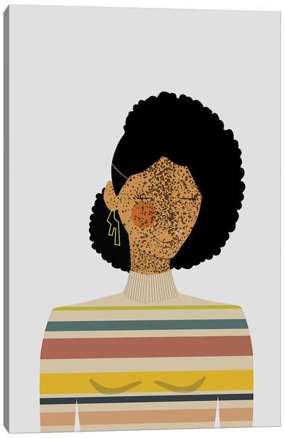 Gena Canvas Art Print