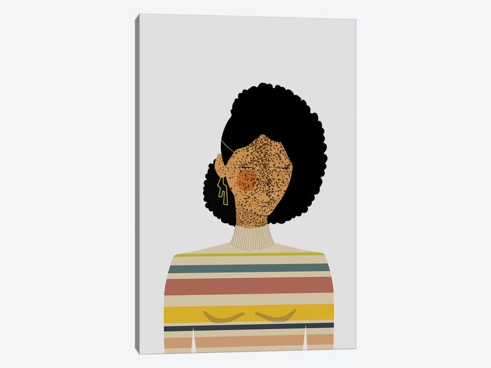 Gena by sheisthisdesigns 1-piece Canvas Art Print