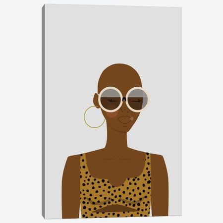 Mia Canvas Print #SIT19} by sheisthisdesigns Canvas Art