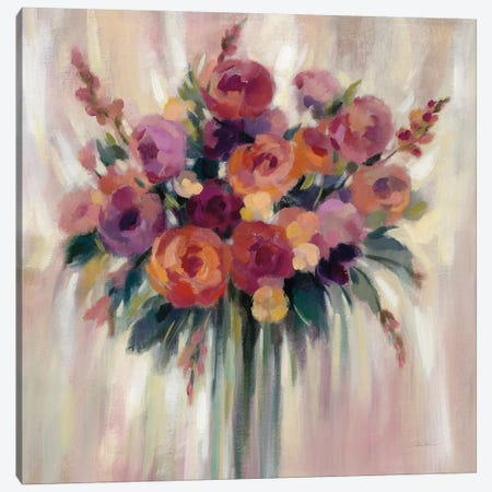 Autumn Bouquet Canvas Print #SIV11} by Silvia Vassileva Canvas Wall Art
