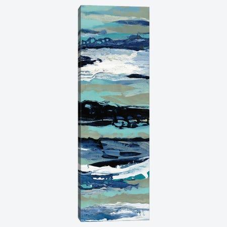 Coastal Sea Foam III Canvas Print #SIV149} by Silvia Vassileva Canvas Art Print