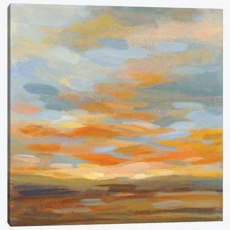 High Desert Sky II Blue Canvas Print #SIV161} by Silvia Vassileva Canvas Print