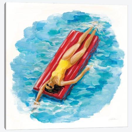Sunbather II Canvas Print #SIV203} by Silvia Vassileva Canvas Art