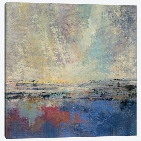 Coastal View I Canvas Print #SIV205} by Silvia Vassileva Canvas Art Print