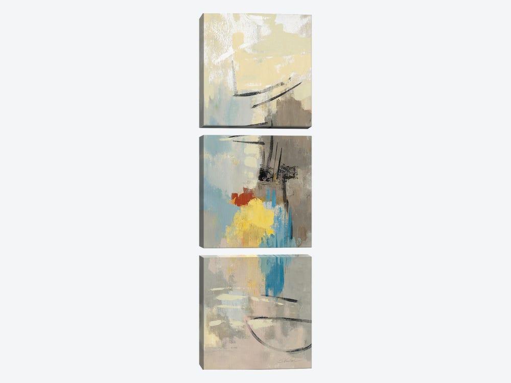 Sail Away II by Silvia Vassileva 3-piece Canvas Artwork