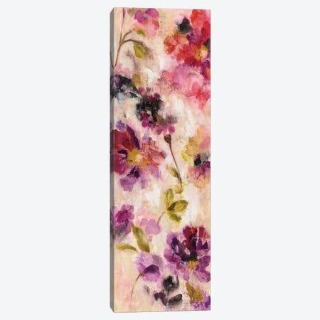 Exuberant Florals II Canvas Print #SIV22} by Silvia Vassileva Canvas Art Print
