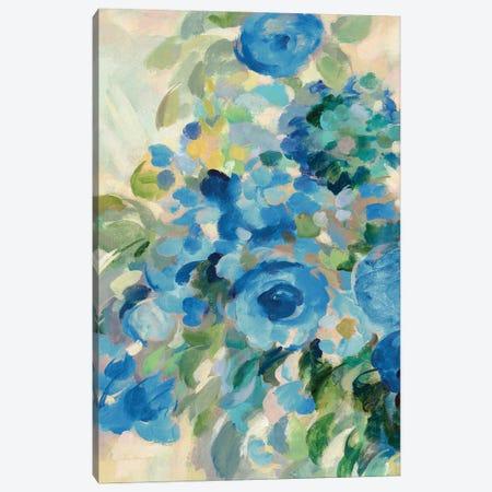 Flower Market II Canvas Print #SIV235} by Silvia Vassileva Canvas Wall Art