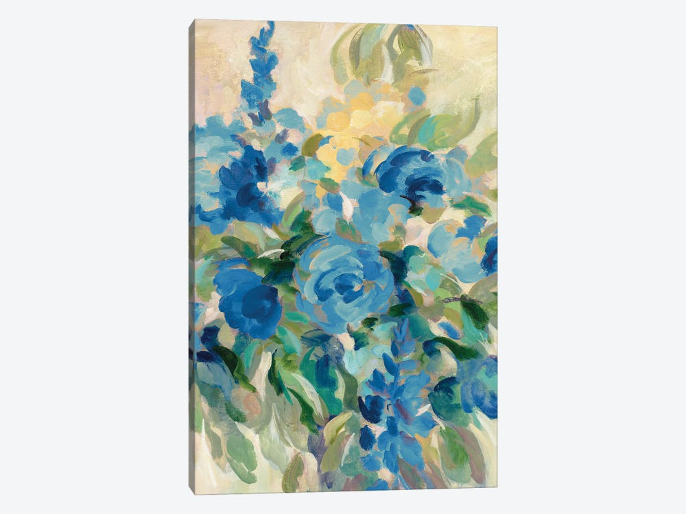 Flower Market III by Silvia Vassileva 1-piece Canvas Wall Art