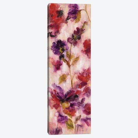 Exuberant Florals III Canvas Print #SIV23} by Silvia Vassileva Art Print