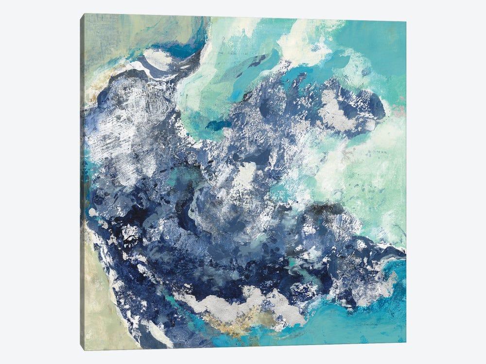 Turquoise by Silvia Vassileva 1-piece Art Print