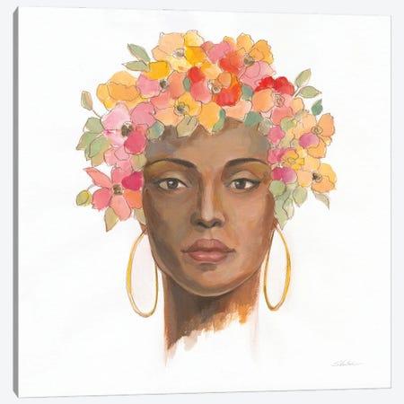 International Woman II Canvas Print #SIV254} by Silvia Vassileva Canvas Art