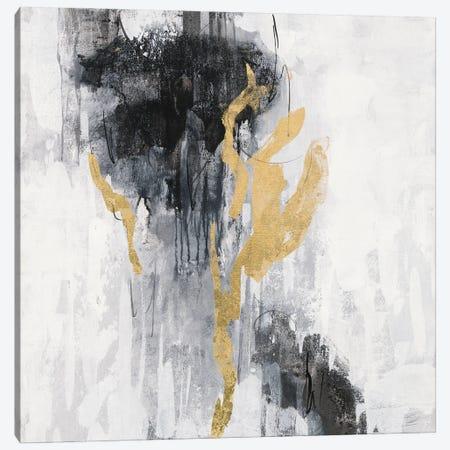 Golden Rain II Canvas Print #SIV258} by Silvia Vassileva Canvas Art Print