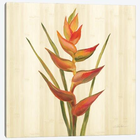 Tropical Garden I Canvas Print #SIV267} by Silvia Vassileva Canvas Print