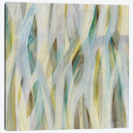 Grassy Meadow Canvas Print #SIV288} by Silvia Vassileva Canvas Artwork