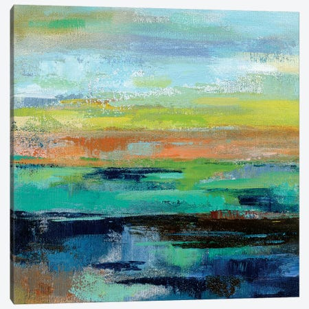Delmar Sunset III Canvas Print #SIV33} by Silvia Vassileva Canvas Artwork
