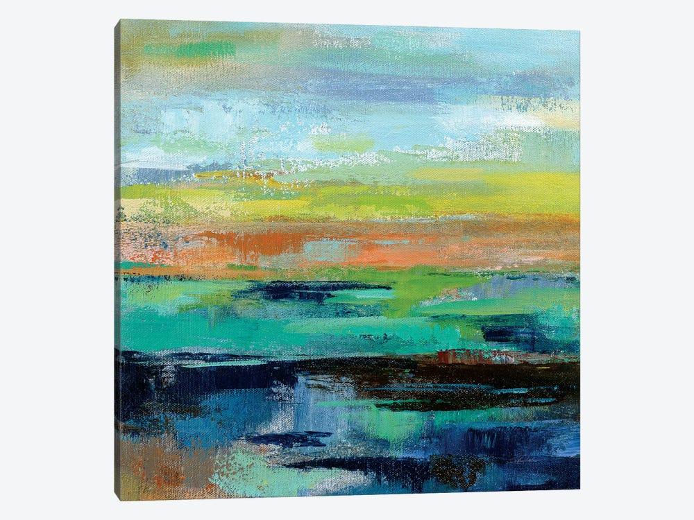 Delmar Sunset III by Silvia Vassileva 1-piece Canvas Art