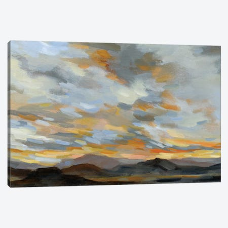 High Desert Sky I 3-Piece Canvas #SIV41} by Silvia Vassileva Canvas Print