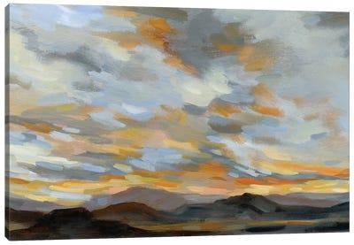High Desert Sky I Canvas Art Print