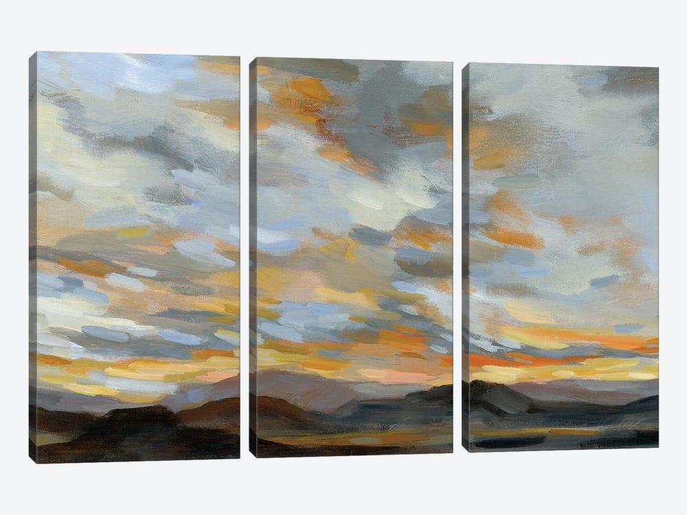 High Desert Sky I by Silvia Vassileva 3-piece Art Print