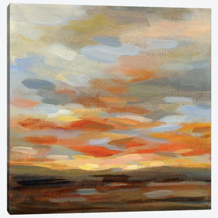 High Desert Sky II 3-Piece Canvas #SIV42} by Silvia Vassileva Canvas Art Print