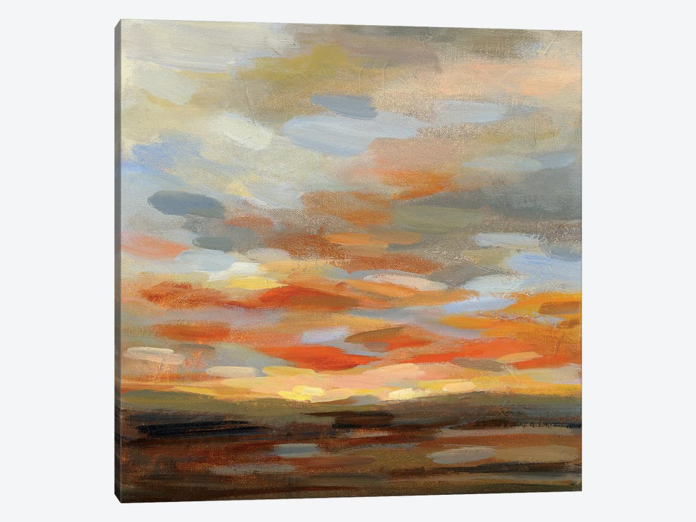 High Desert Sky II by Silvia Vassileva 1-piece Canvas Wall Art