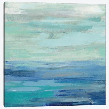 Sunset Beach II Canvas Print #SIV4} by Silvia Vassileva Art Print