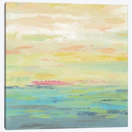 Pink Clouds I Canvas Print #SIV63} by Silvia Vassileva Art Print