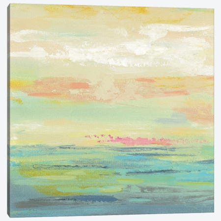 Pink Clouds II Canvas Print #SIV64} by Silvia Vassileva Canvas Art