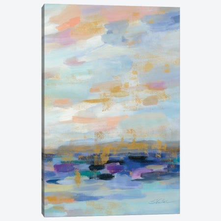 Golden Sunrise III Canvas Print #SIV7} by Silvia Vassileva Art Print