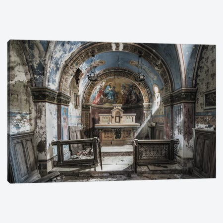 Holy Trinity Canvas Print #SIY10} by Simon Yeung Art Print