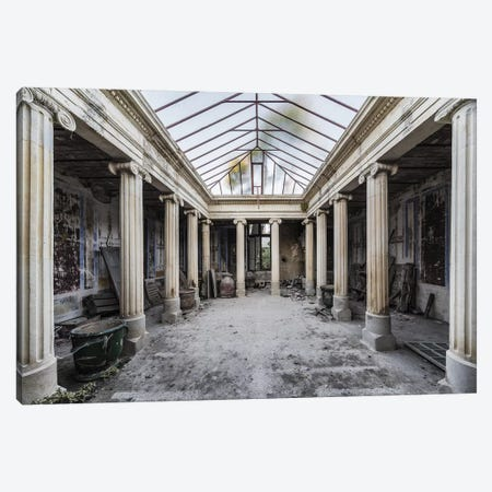 Orangerie Canvas Print #SIY22} by Simon Yeung Canvas Artwork