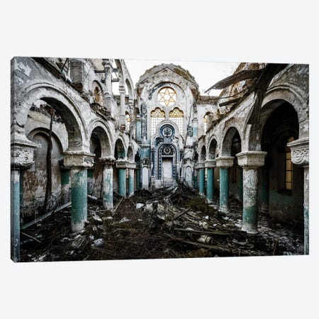 Sinagoga Canvas Print #SIY27} by Simon Yeung Canvas Print