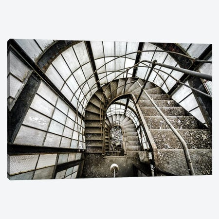 Spiral II Canvas Print #SIY29} by Simon Yeung Canvas Artwork