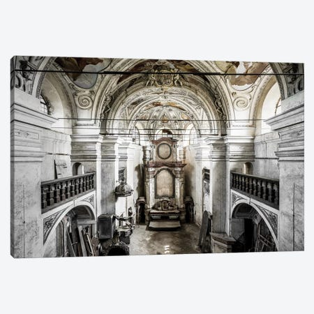 Chapel Trapped Canvas Print #SIY4} by Simon Yeung Canvas Wall Art